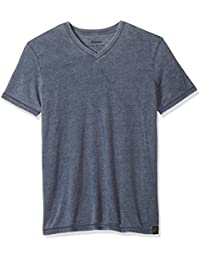 Men's Venice Burnout V Neck Tee