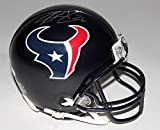 Lamar Miller Signed Autographed Houston Texans Mini Helmet JSA Witnessed Authentication