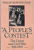 A People's Contest, Phillip S. Paludan, 0060159030