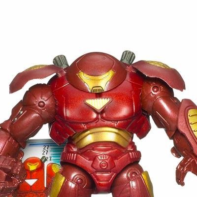 Hasbro Iron Man Hulkbuster Armor Comic Book Action Figure -