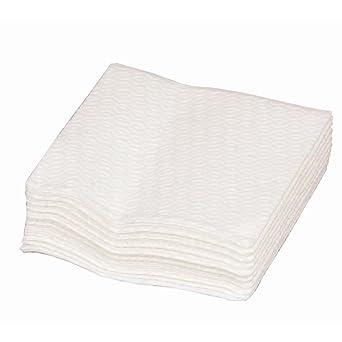 NRS Healthcare Abena Airlaid – Set de 100 toallitas secas extrasuaves