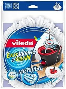 Vileda EasyWring & Clean Wischmop Ersatzbezug - mit der Reinigungskraft der...