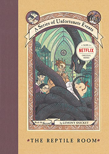 The Reptile Room (A Series of Unfortunate Events #2) [Snicket, Lemony] (Tapa Dura)