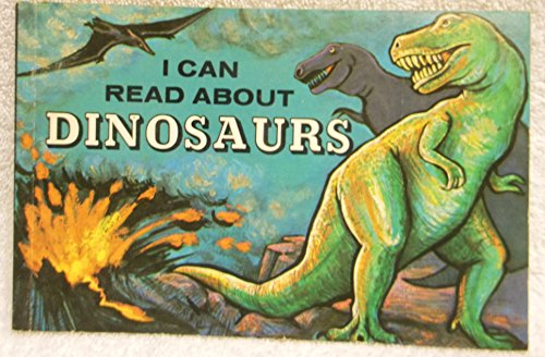 I Can Read About Dinosaurs, Troll Associates 1972 Edition