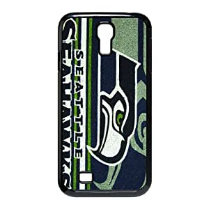 NFL Team Seattle Seahawks Logo Customized Special DIY Hard Back Case Cover for Samsung Galaxy S4 I9500