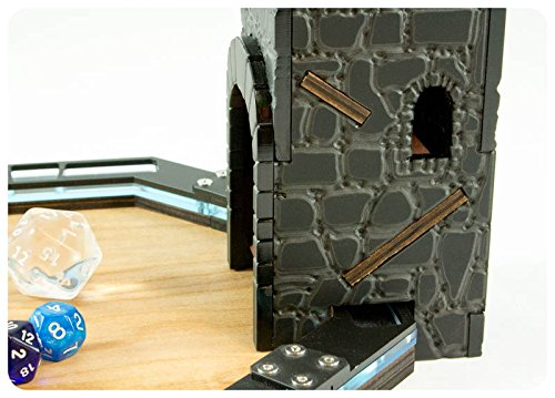 Dragon Stone Dice Tower by C4Labs by C4Labs (Image #6)
