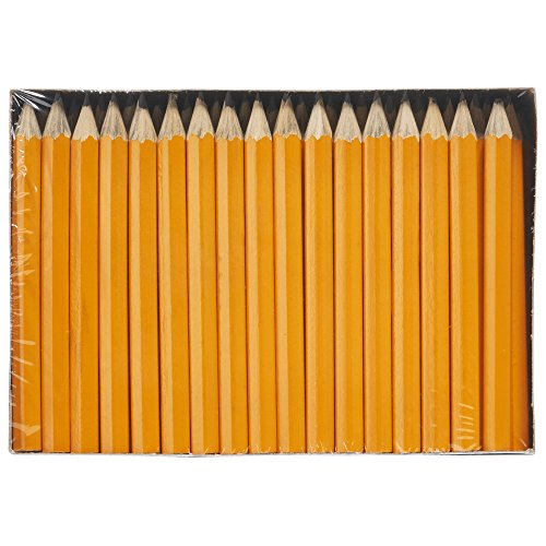 (Dixon Golf Pencils, #2 HB Soft, Pre-Sharpened, Yellow, 144 Count)