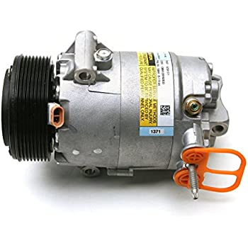 Delphi CS10070 New Air Conditioning Compressor