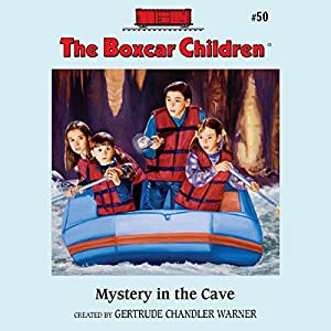 The Mystery in the Cave Audiobook