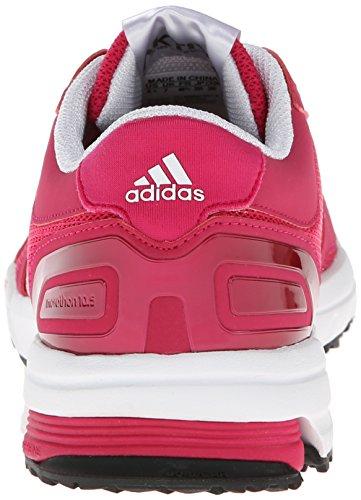 adidas Running Women's Marathon 10 NG Bold Pink/Core White/Black Sneaker 8.5 B (M)