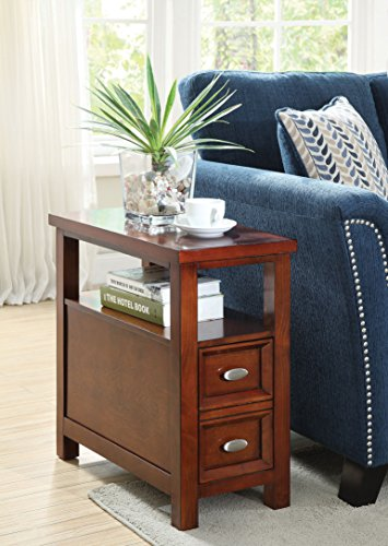 ACME Perrie Cherry Side Table ()