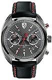 Ferrari Men's 830209 Formula Sportiva Analog Display Quartz Black Watch