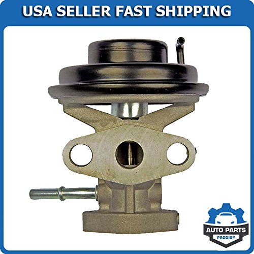 EGR Exhaust Gas Recirculation Valve w/Gasket Fits 1997-2001 Toyota Camry 99-01 Solara 98-00 RAV4 4-Cylinder Engine & Automatic Transmission Models Only Replaces 25620-74330