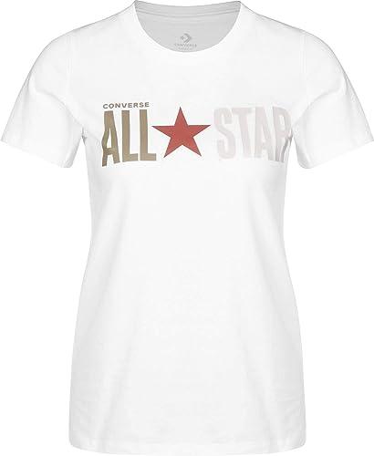 tee shirt converse all star