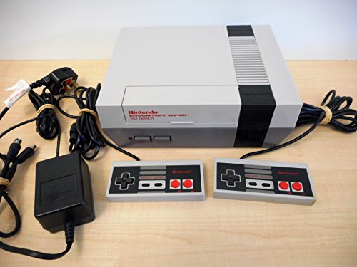 Original Nes Nintendo Box - 5