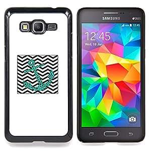 "Planetar ( Pluma Patrón india de la acuarela"" ) Samsung Galaxy Grand Prime SM-G530F G530FZ G530Y G530H G530FZ/DS Fundas Cover Cubre Hard Case Cover"