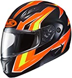 HJC CL-Max II Ridge Helmet (MC-6, X-Small) XF-10-0845-1306-03