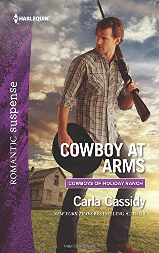 book cover of Cowboy At Arms