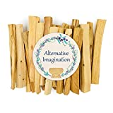 Alternative Imagination Premium Palo Santo Holy Wood Incense Sticks 4 Ounces, 100% Natural Sustainable, Wild Harvested.