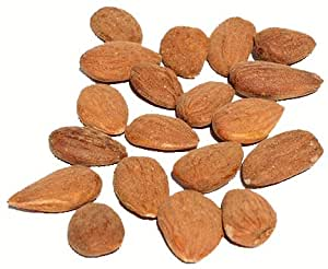5 Lbs Almonds, Imported, Organic, Non Pasteurized (Raw) From Green Bulk