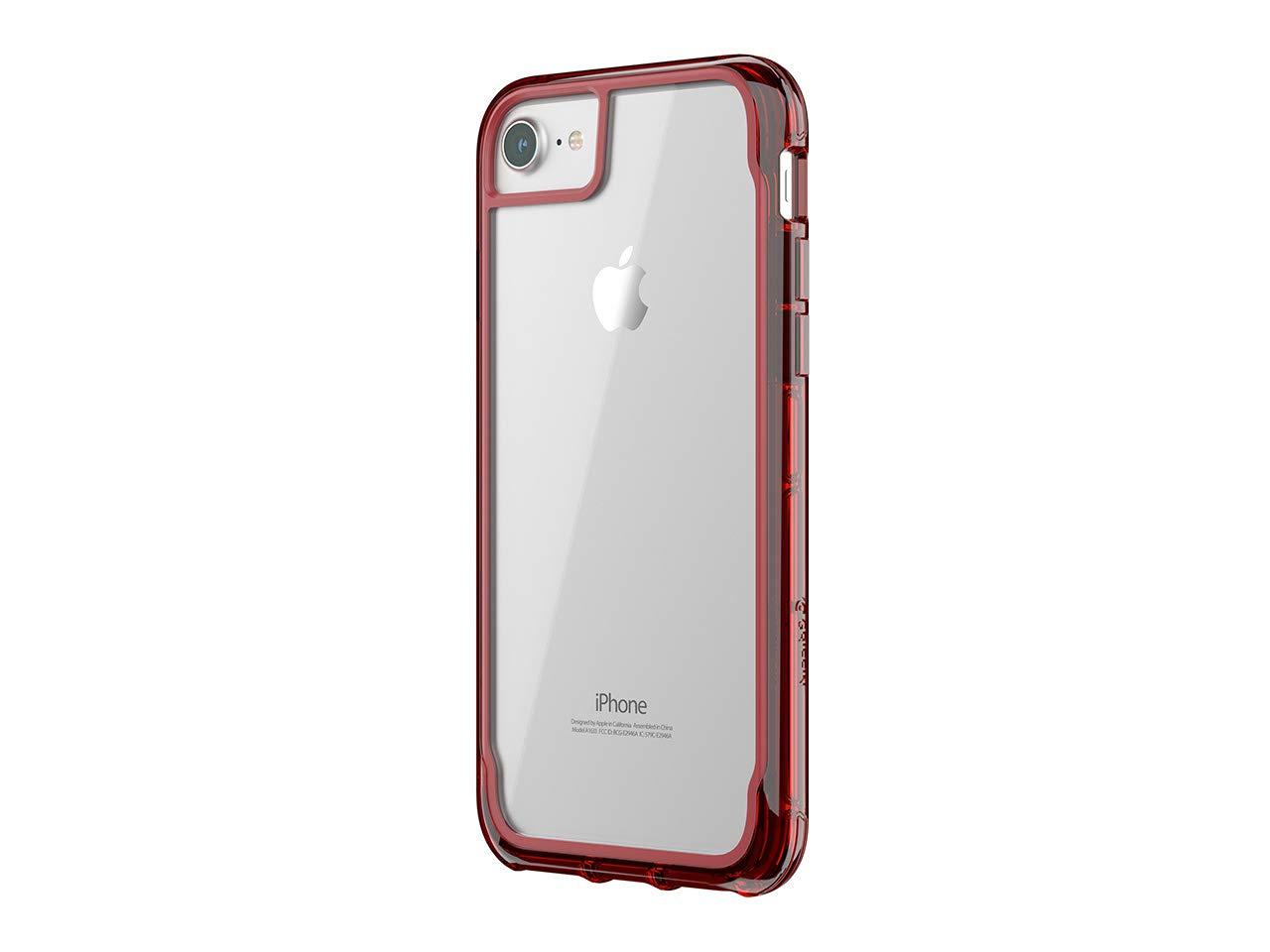 dark red iphone 8 case