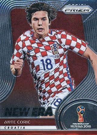 80de75b0f 2018 Panini Prizm New Era  23 Ante Coric Croatia Soccer Futbol World Cup  Russia Card