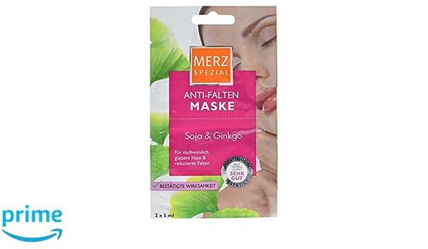 Merz Spezial - Mascarilla antiarrugas (10 ml, 15 unidades de ...