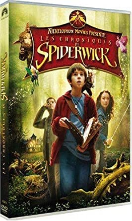 chroniques de spiderwick