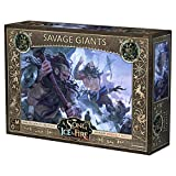 A Song of Ice & Fire: Savage Giants Unit Box