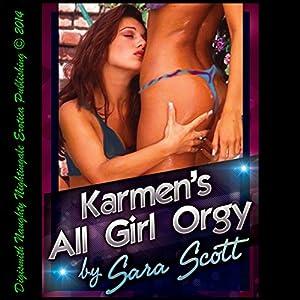 Karmen's All-Girl Orgy Audiobook