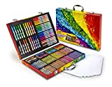 Toys : Crayola Inspiration Art Case: 140 Pieces, Art Set, Gifts for Kids, Age 4, 5, 6