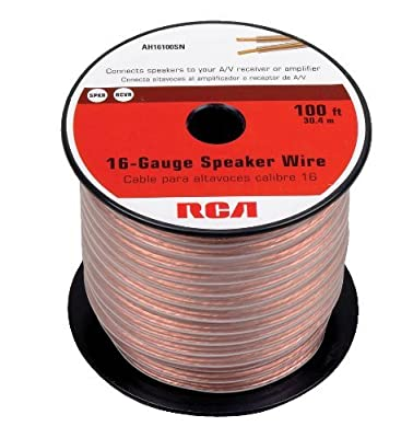 RCA Speaker Wire by Audiovox Accessories Corporation