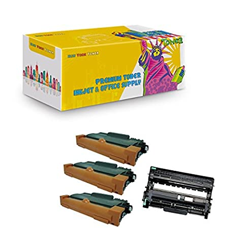Amstech Compatible 2 Toner Cartridge + 1 Drum Unit Replacement For Brother TN-450 TN450 DR420 DR-420 For Brother MFC-7860DW MFC-7460DN DCP-7060D DCP-7065DN HL-2220 HL-2230 HL-2240 HL-2240D (Drum Printer Brother Mfc 7360)