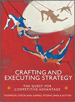 case study 5 from crafting executing strategy book Crafting case 5 from business 2843 at centennial college case 5 #wal-mart crafting and executing strategy mgmt 702-001 by book literature study.