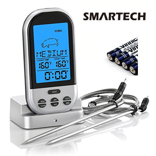 smartech-wireless-thermometer-with-pre-set-temperature-for-bbq-oven-smoker-grill-meat-thermometer-wi