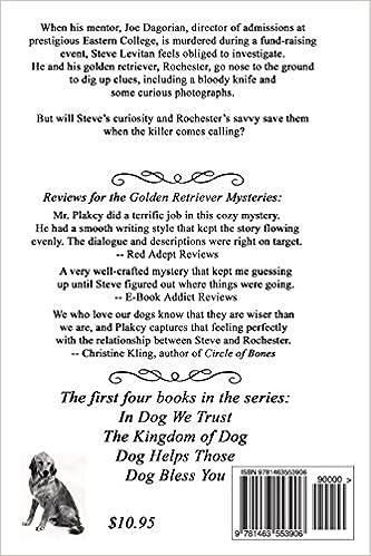 Amazon.com: The Kingdom of Dog: A Golden Retriever Mystery ...