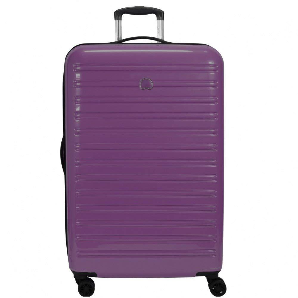 Delsey デルセー スーツケース SEGUR 超軽量 大容量 TSAロック搭載 取り外して洗える内装 【決算処分 最大40%OFF】 B01BL89HUI パープル 109L