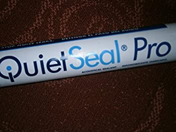 Quiet Seal Pro Acoustical Sealant one 28 OZ each tube