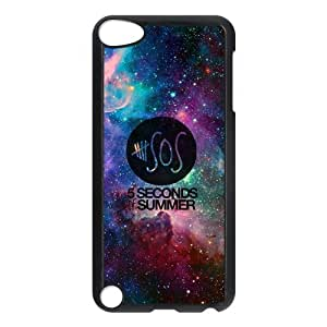 5 Seconds of Summer Customize iPod 5 Protective Hard Plastic Shell Cover Case Suit For iPod Touch 5th Generation