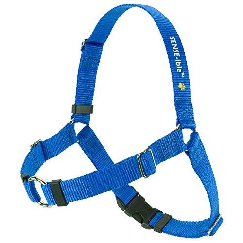 bluee Extra Small bluee Extra Small Sense-ible No-Pull Dog Harness (bluee, Extra Small)
