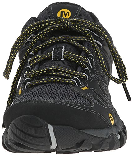Merrell Men's All Out Blaze Aero Sport Hiking Water Shoe, Black, 7 M US by Merrell (Image #4)