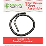 Hose Assembly for Eureka Mighty Mite 3670 3672 3673 3674 3676 3682 Series Vacuums; Compare to Eureka Part Nos. 60289-1; Designed & Engineered by Think Crucial