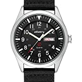 Best Field Watches - INFANTRY Mens Army Military Field Analog Watch Quartz Review