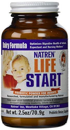 Natren Life Start Infantis, 2.5-Ounce