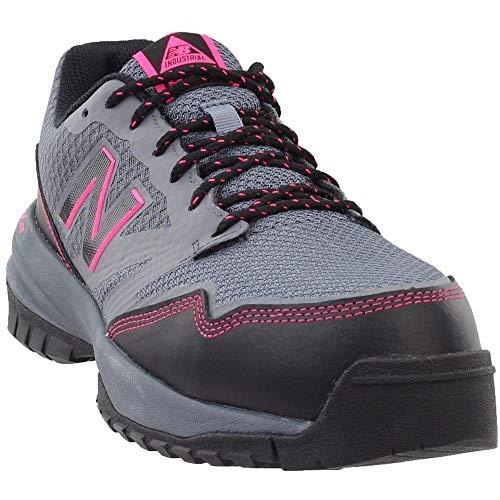 Composite Training Shoes - New Balance Women's 589V1 Work Training Shoe, Thunder, 8 B US