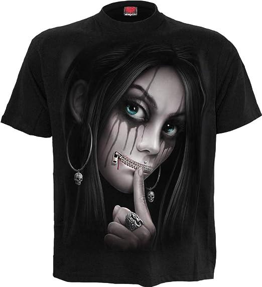 Spiral SERAPHIM All Over Womens Capsleeve T-Shirt