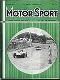 MOTOR SPORT Goggomobile Singer Nurburgring Silverstone Montlhery 7 1956