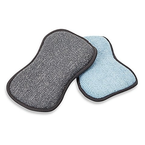 2-pack-microfiber-sponge-pads-microfiber-side-for-scrubbing-tough-stains-and-dirt