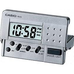 Casio PQ-10D-8REF Light Digital Clock