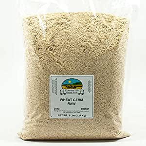 Amazon.com : BULK GRAINS Wheat Germ Flake Raw, 10 Pound